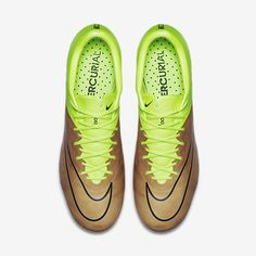 Nike Mercurial Vapor X Leather Men's Firm-Ground Soccer Cleat