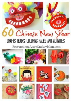 Printable Chinese Zodiac Bookmarks, Chinese New Year | Horoscopes ...