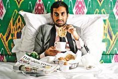 """Master of None"". Aziz Ansari invade o Netflix"
