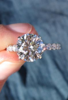 AGS Ideal Cut, H & A  Weight: 2.353 ct  Measurements: 8.66 x 8.72 x 5.20  Color: I  Clarity: VS2