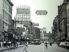 Old Downtown Memphis!
