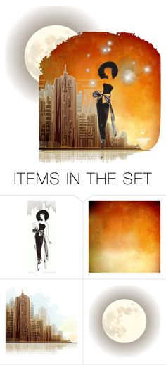 """Shine"" by vingananee ❤ liked on Polyvore featuring art"