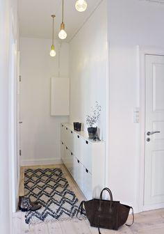 trendy Ideas for apartment living room decor ikea shoe storage Room, Interior, Hallway Inspiration, Foyer Decorating, Home Decor, House Interior, Bedroom Inspirations, Interior Design, Interior Inspo