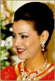 Adorable princess Lalla Meriem of Morocco
