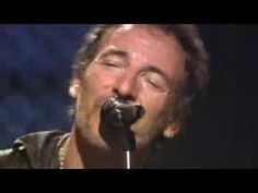 Bruce Springsteen Dancing in the dark. Live in Barcelona 2002....glad I just bought new computer speakers~~yeh heh ..American rock n' roll!   not very clear sound