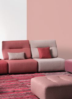 ROM is proud to introduce ELEMENTS to its portfolio. Our first modular sofa design, the flexible and modern appeal of this new range provides homeowners with a seat that is completely made to order from sizes and configuration to individual functionality. Power Recliners, Modular Sofa, Reclining Sofa, Sofa Design, Custom Made, Living Rooms, Armchair, Range