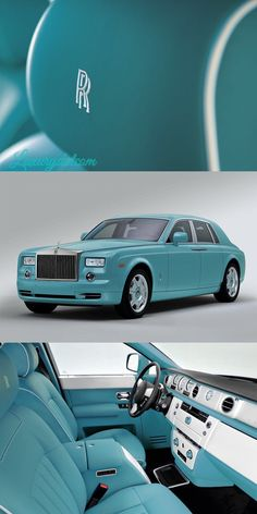 Bespoke Rolls Royce vinod kumar-vip-club – … - Everything About Cars Tiffany Blue Car, Rolls Royce Cars, Top Luxury Cars, Rolls Royce Phantom, Expedition Vehicle, Mercedes Benz Amg, Cars And Coffee, Mint, Lamborghini