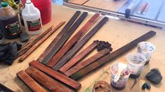 1000 Images About Vinegar And Steel Wool Stain For Wood On Pinterest Age Wood