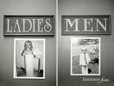 Les moineaux de la mariée: Le petit coin