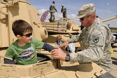 Explaining Deployment to Children