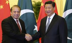 ISLAMABAD: Chinese President Xi Jinping arrived in Islamabad on his maiden visit to Pakistan on Monday. The much anticipated visit is the first by a Chinese president to Pakistan after nine years.  The Chinese president was received at the Noor Khan airbase by President Mamnoon Hussain, Prime Minister Nawaz Sharif, Chief of Army Staff (COAS) Gen Raheel Sharif, Defence Minister Khwaja Asif and members of the prime minister's cabinet. Mr Jinping's visit is being dubbed as a 'fate-changing…