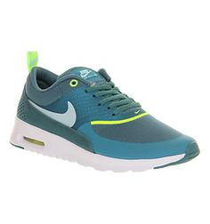 Nike Air Max Thea Mineral Teal White - Hers trainers