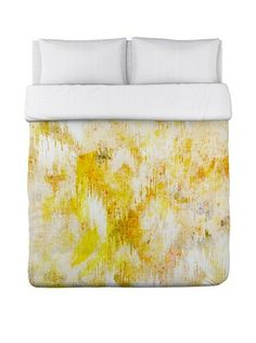 39% OFF Oliver Gal by One Bella Casa Bird Song Duvet Cover