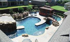 287-foot lazy river