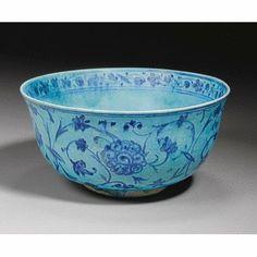 turquoise persian pottery | turquoise persian pottery | Condition Report