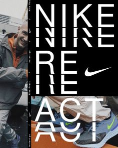 NIKE REACT - IG CAMPAIGN on Behance