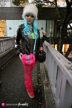 Magazine on Japanese street fashion, runway fashion and street culture. Harajuku Japan, Harajuku Girls, Harajuku Fashion, Harajuku Style, 2010s Fashion, Japan Fashion, Estilo Harajuku, Japanese Street Fashion, Asian Style