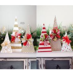 Christmas Wood Projects: WOOD Creations: Christmas Crafts Are Here Wooden Christmas Decorations, Christmas Wood Crafts, Rustic Christmas, Christmas Projects, Winter Christmas, Holiday Crafts, Christmas Holidays, Christmas Ornaments, Holiday Decor