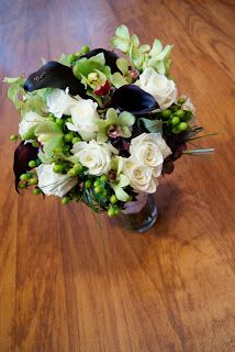 November bouquet ideas minus the calla Lilies