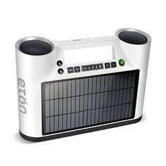 Rukus Solar Bluetooth Sound System - Frontgate