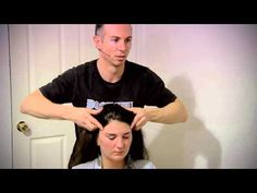 Head Massage & Face, Neck + Shoulder Massage with added massages sounds to trigger ASMR and put you into relaxed state. Shoulder Massage, Alternative Therapies, Indian Head, New Tricks, Asmr, Therapy, Learning, Face