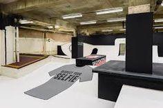 Image result for skatepark inside house