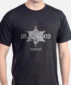 Deadwood Star T-Shirt for