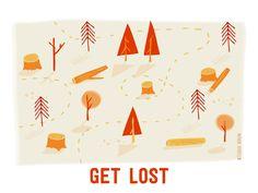 Get lost! http://helloadventurer.nl/ a project by Studio Brun http://www.studiobrun.nl/