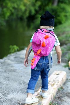 Calling all Dinosaur lovers and mini explorers! This Dino Discovery Tote is the perfect addition to any adventure! Available in 4 colors, and made to fit tiny explorers, this is a backpack is a season must have!