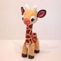 Giraffe - PDF Pattern