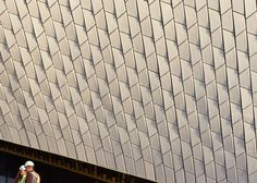 undulating, tile-covered Museum of Art, Architecture and Technology by Amanda Levete's firm AL_A