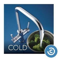 Pronteau 3 IN 1 delivers your usual mains cold water supply - ideal for those daily chores and general use. Kitchen Mixer, Kitchen Taps, Water Tap, Mixer Taps, Water Supply, Water Filter, Cold, Collection, Kitchen Faucets