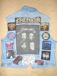 Another battle jacket