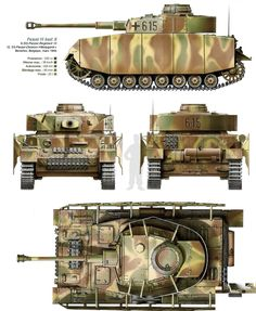 Military Paint, Military Armor, Military Gear, Military Equipment, Panzer Iv, German Soldiers Ww2, German Army, Army Vehicles, Armored Vehicles