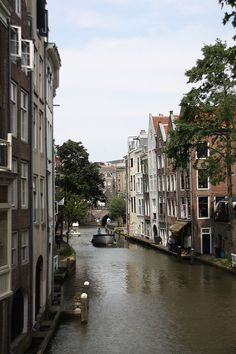 I love Utrecht. This city is so beautiful. You should visit when in The Netherlands.