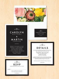 Invitaciones de boda originales: 5 opciones llenas de color - Los detalles - NUPCIAS Magazine