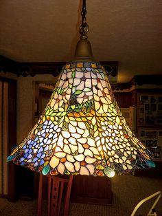 027_27 My Anthony Hart lamp shade