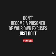 Don't Become A Priso #gymmotivation #gym #menfitness #motivation #abs