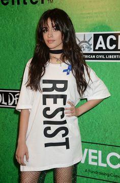 4/3/17 Camila Cabello American Civil Liberties Union (ACLU)