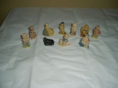 Vintage Wade collectables vintage figurines vintage by DivaDecades