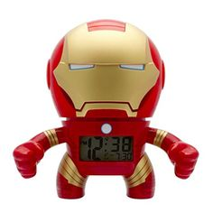 Ingenious engineer and the brains behind every operation... Iron Man! Your new buddy will help you channel #your inner genius and be by your side at all times! H...