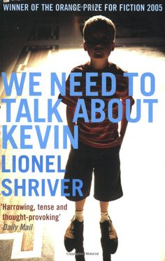 Read a free sample or buy We Need To Talk About Kevin by Lionel Shriver. You can read this book with iBooks on your iPhone, iPad, iPod touch or Mac. Lionel Shriver, Books To Read, My Books, Page Turner, We Need, Great Books, Book Lists, So Little Time, Book Worms
