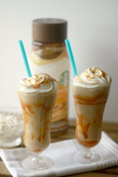 Crazy for Cookies and more: Salted Caramel Mocha Milkshake