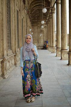 #hijab Hani Hulu: Fashion