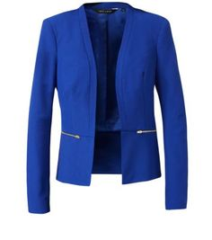 Free delivery available today - Shop the latest trends with New Look's range of women's, men's and teen fashion. Browse of new lines added each week. Gold Blazer, Gold Jacket, Blazer Jacket, Kate Middleton Dress, Slim Fit Jackets, Teen Fashion, Blond, Vogue, Zip