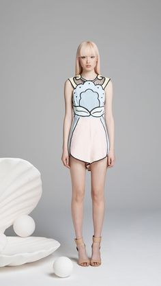 Alice McCall - Over the Rainbow Playsuit