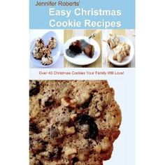 Easy Christmas Cookie Recipes (Kindle Edition) kindle-edition