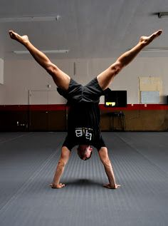 GMB Fitness teaches bodyweight exercises you can do anytime and anywhere to get strong and agile.