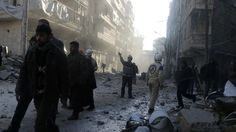 Aleppo's history is being destroyed, economy strangled and its society turned against one another.