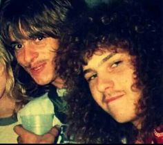 Rex and Dimebag